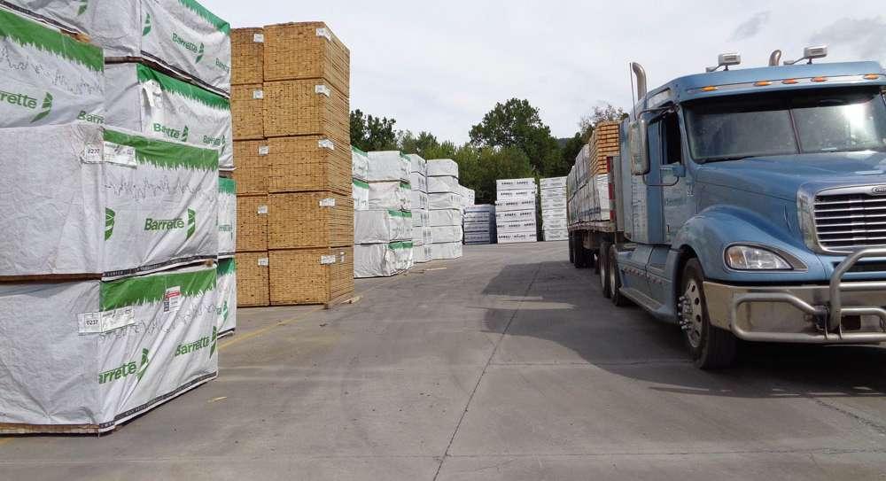 Reload storage lot